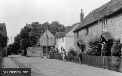 Alveley, The Village c.1960