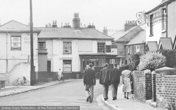 Photo of Alverstoke, A Walk In The Village c.1955