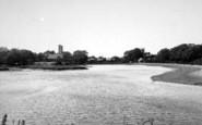 Alverstoke, Anglesey Creek c.1955