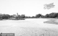 Anglesey Creek c.1955, Alverstoke