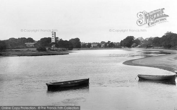 Photo of Alverstoke, From Railway Bridge 1898
