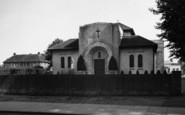 Alverstoke, Little Church National Children's Home c.1955