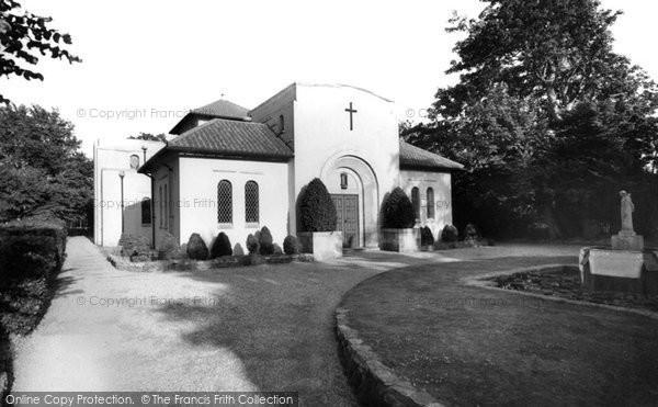 Photo of Alverstoke, Little Church, National Children's Home c.1960