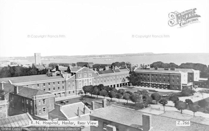 Photo of Alverstoke, R.N.Hospital, Haslar c.1960
