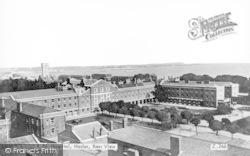 R.N.Hospital, Haslar c.1960, Alverstoke