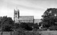 Alverstoke, St Mary's Church c.1955