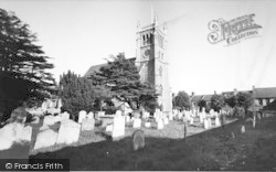 St Mary's Church c.1960, Alverstoke