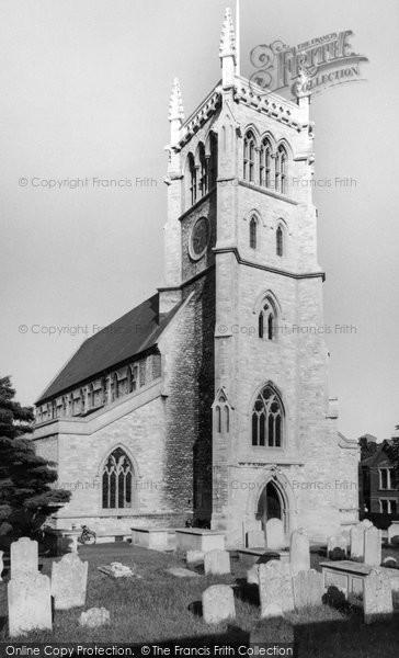 Photo of Alverstoke, St Mary's Church c.1960