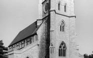 Alverstoke, St Mary's Church c.1960