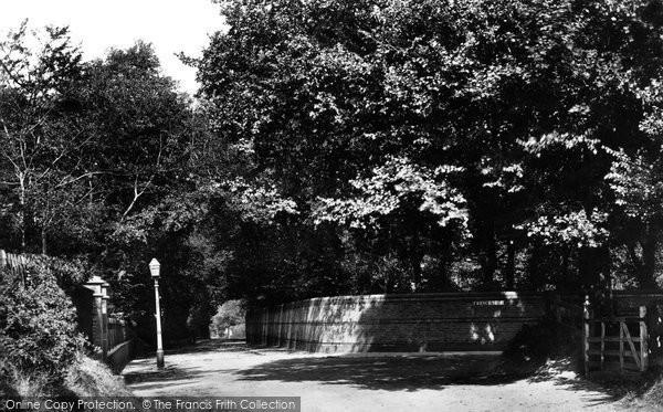 Alverstoke, The Avenue 1898