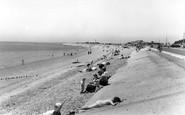 Alverstoke, The Beach c.1960
