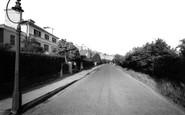 Alverstoke, The Crescent c.1960