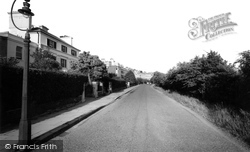 The Crescent c.1960, Alverstoke