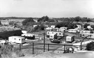 Alverstoke, The Fort Caravan Site c.1960