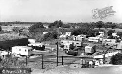 The Fort Caravan Site c.1960, Alverstoke