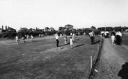 Alverstoke, the Putting Green c1960