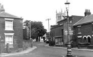 Alverstoke, The Village c.1955