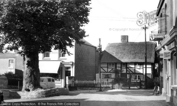 Photo of Alverstoke, The Village c.1960