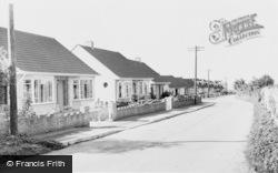 Davids Lane c.1960, Alveston