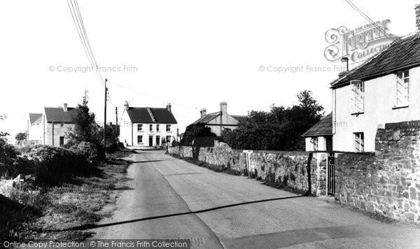 Alveston, Greenhill Road c.1960
