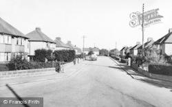 Quarry Road c.1960, Alveston