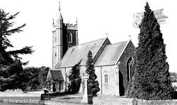 Alveston, St Helen's Church c.1960