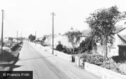 Alveston, The Down Road c.1960