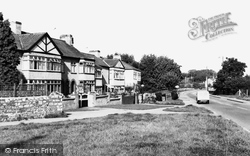 Thornbury Road c.1960, Alveston