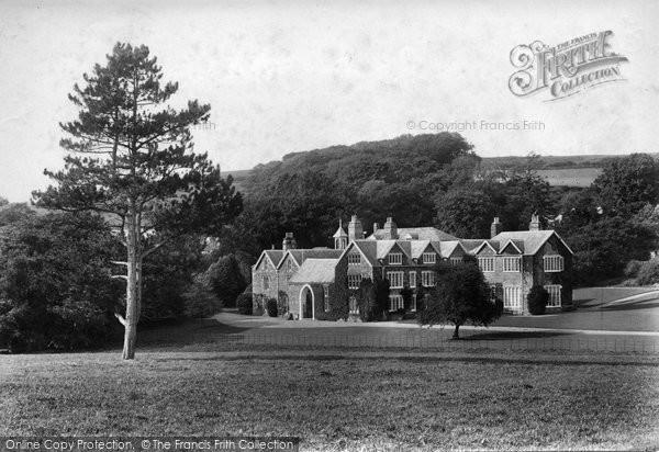 Photo of Alwington, Portledge House 1907