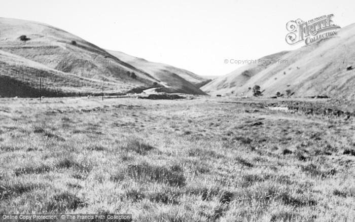 Photo of Alwinton, Alwin Valley c.1930