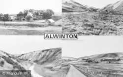 Alwinton, Composite c.1960