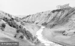 Alwinton, Coquet Valley c.1960