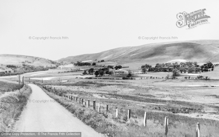 Photo of Alwinton, General View c.1960