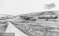 General View c.1960, Alwinton