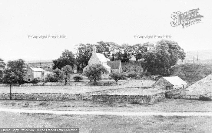 Photo of Alwinton, St Michael And All Angels' Church c.1960