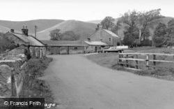 Village c.1960, Alwinton