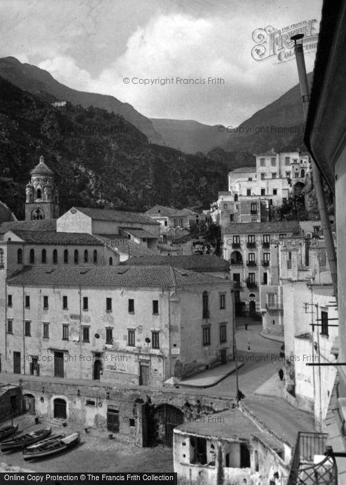 Photo of Amalfi, 1939