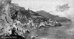 c.1872, Amalfi
