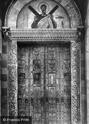 Cathedral, Bronze Doors c.1920, Amalfi
