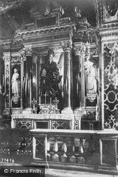 Cathedral, Crypt Of St Andrew c.1920, Amalfi
