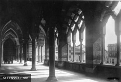 Cathedral, Portico c.1920, Amalfi