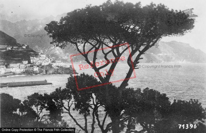 Photo of Amalfi, General View c.1920