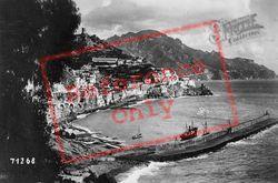 General View c.1920, Amalfi