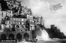 Hotel Marina Riviera c.1920, Amalfi