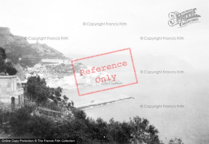Photo of Amalfi, Panorama c.1930