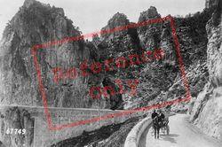 Road To Sorrento c.1920, Amalfi