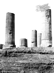 Amara, Remains Of The Temple 1860
