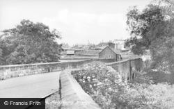 Ambergate, Halfpenny Bridge c.1955