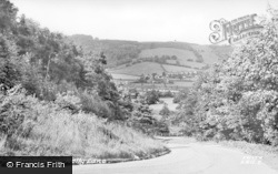 Ambergate, Holly Lane c.1955