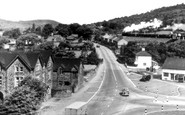 Ambergate, Matlock Road c1955